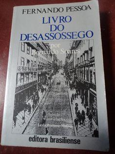 Livro do Desassossego, Bernardo Soares (Fernando Pessoa).
