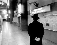 Top 30 des photos de stations du métro parisien mises en scène. © Janol Apin.
