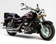 Kawasaki Vulcan -colour is excellent