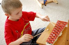 Great information on the role that music plays in brain development and how to incorporate it into your homeschool.