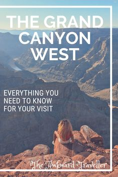 Is The Grand Canyon West a Tourist Trap? : The Awkward Traveller National Park Passport, National Parks Usa, Grand Canyon National Park, Grand Canyon West Rim, Havasupai Falls, Central Park Manhattan, Hiking Guide, Honeymoon Places, Travel Words