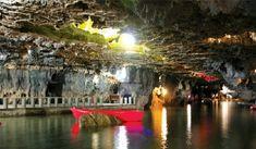 Ali Sadr Cave, Iran