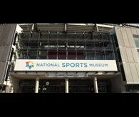 National Sports Museum, Melbourne.