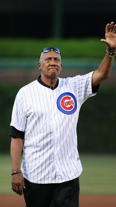 Fergie Jenkins * August 31, 2016 * Cubs 6, Pirates 5