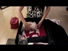 Tips: 15 tips How to pack my suitcase - YouTube