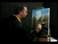 How to Oil Paint, FREE Oil Painting lesson 1 With Michael Thompson - YouTube