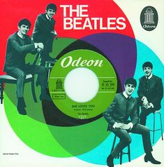 Sleeves From Around The World | The Beatles