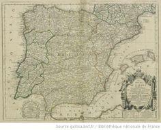 The Kingdom of Spain (1700-1750) http://europeana.eu/portal/record/9200103/1968E92C2EE49D20907E534828CCCE51A2CA1316.html #Oldmaps #HistoryPics