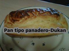 Pan Dukan ( tipo panadero)
