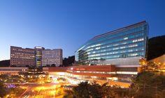 Bundang Seoul National University Hospital / JUNGLIM Architecture