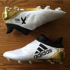 Another photo of the unreleased Adidas #X16 + Purechaos from the Stellar…
