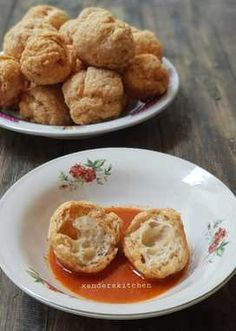 Chinese Seafood Recipe, Seafood Recipes, Chinese Food, Savory Snacks, Snack Recipes, Cooking Recipes, Malay Food, Traditional Cakes, Ramadan Recipes