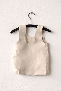 Ceramic Camisole by Florence Rometsch