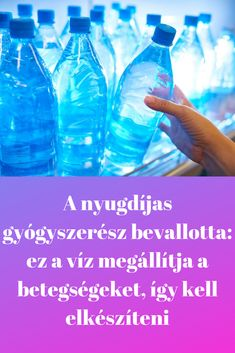 A nyugdíjas gyógyszerész bevallotta: ez a víz megöli a betegséget, és így kell elkészíteni Herbal Remedies, Natural Remedies, Health And Wellness, Health Fitness, Social Well Being, Herbal Medicine, Anti Aging, Herbalism, Smoothies