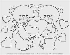 Best Printable: 311 valentine coloring pages Valentine Coloring Pages, Cute Coloring Pages, Coloring Pages To Print, Adult Coloring Pages, Coloring Pages For Kids, Coloring Sheets, Coloring Books, Digi Stamps, Printable Coloring