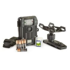 "Stealth Cam The Unit Game Camera Pack by Stealth. Save 28 Off!. $129.99. Stealth Cam ""The Unit"" Game Camera Pack delivers the all - seeing edge for your hunts! A Game Camera ready to scout all day, and night so you can see the scene, with 8.0 megapixel clarity, or with audio / video! That's not all... it comes with a ball-joint swivel mount, 2-gig memory card, batteries, and mounting straps, ready to go, with Close-Out savings, too. Ready for your hunting close-up: 8.0MP still imag..."