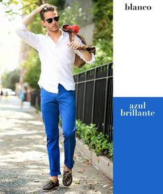 11d2e81247 17 Combinaciones de color que todo hombre puede usar