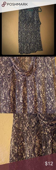 CJ Banks sequin sleeveless top Very versatile. Lots of shiny sequins. Enjoy! CJ Banks Tops Blouses