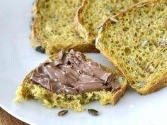 Dýňový chléb Banana Bread, French Toast, Breakfast, Food, Morning Coffee, Essen, Meals, Yemek, Eten