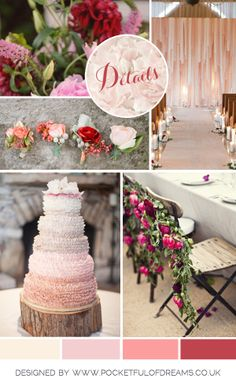 Dreamy hopeless romantic Valentines inspiration board, by the wonderful  @Pocketful of Dreams // @PocketfulDreams xXx (more on Love My Dress Today --> http://www.lovemydress.net/blog/2013/02/bridal-inspiration-board-54-hopeless-romantic.html )