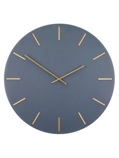 wall clock decor living room 704672672934544385 - John Lewis & Partners Large Arne Wall Clock, Brass/Grey at John Lewis & Partners Source by Grey Wall Clocks, Led Wall Clock, Wall Clock Bedroom, Minimalist Wall Clocks, Oversized Clocks, Kitchen Wall Clocks, Hallway Designs, Thing 1, Gifts For Office