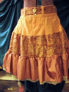 cutie pie skirt, 2011 by Gypsy Palace designer Jodi Meadows (sold)