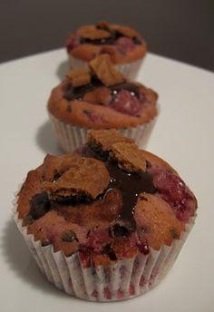 Glühwein-Spekulatius Muffins