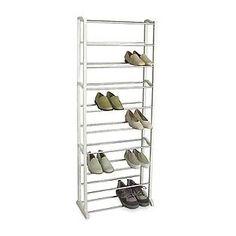 30-pair Shoe Rack