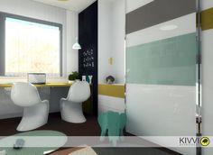Detská izba, Bratislava 2- Projekty | Kivvi architects