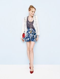 Super-Cute Date Outfits to Try : Lucky Magazine