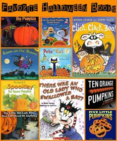 Our Favorite Halloween Books - 10 fun Halloween Books to read with kids - 3Dinosaurs.com