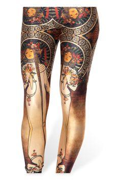 La Trappistine Leggings – Black Milk Clothing