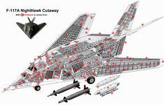 Image result for F-117 Nighthawks Cockpits