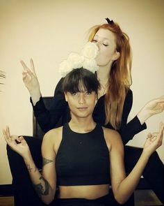 We're SO ready for the latest from Icona Pop Icona Pop, Pops Concert, Documentaries, Singer, Tours, Dance, Blood, Alternative, Chain