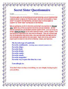 Secret Santa - Invitation Samples Blog Secret Santa Form, Secret Santa Invitation, Secret Santa Questionnaire, Team Bonding, Sisters In Christ, Party Invitations, Encouragement, Names, Blog