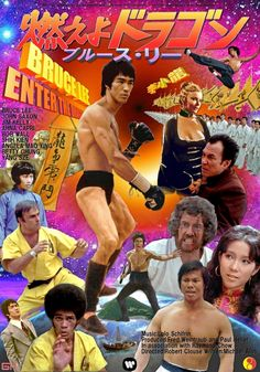Bruce Lee Books, Bruce Lee Movies, Bruce Lee Poster, Bruce Lee Collection, Bruce Lee Pictures, Blue Lee, John Saxon, Kung Fu Movies, Female Pilot