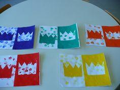 Medieval, Art Plastique, Rey, Diy For Kids, Activities For Kids, Quilts, Crafts, Inspiration, Queen