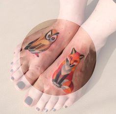 13-fox-tattoos-tattoos