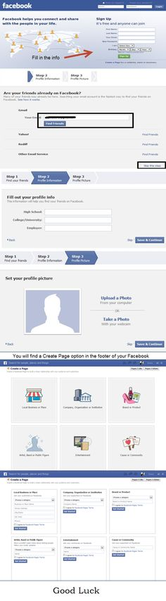 Five Steps to Open A Facebook Account for Your Business