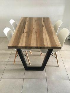 Best 35 Home Decor Ideas - Lovb Industrial, Interior S, Wood Art, Furniture Design, Dining Table, Windows, Decor Ideas, Home Decor, Products