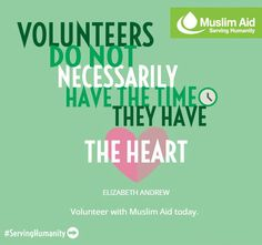 Make a difference by volunteering with Muslim Aid today. Call 02073774200 or inbox us for more details/if interested. #ServingHumanity