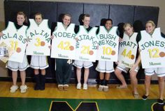senior night basketball ideas   NO press release of the Mayor's initiative was issued by the City or ...