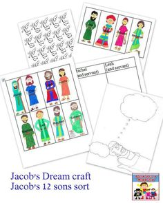 Jacob finds a wife Sunday School lesson