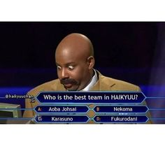 """Can't...... Choose ⚫ ⚪ ⚫ |  #haikyuu"