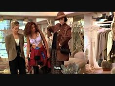 Pretty Woman Shopping part 1 Movieclip with captions. Shopping Spree, Go Shopping, Pretty Woman Film, Julia Roberts, My Princess, Really Cool Stuff, Movies, Warfare, Rodeo