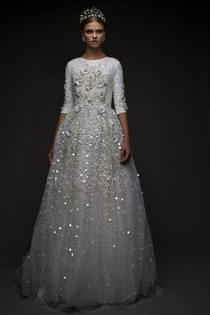 Mis Queridas Fashionistas: Chana Marelus Fall Winter 2015-2016 (Evening dresses and wedding)                                                                                                                                                                                 Más