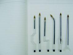 Pencil Jewellery by Gemma Holt - Dezeen