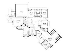 House Plans as well 458593174529281649 likewise Montgomery 4184 moreover Modern Addition To Carriage House Design additionally House Plans. on ranch house plans with attached garage