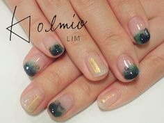 nail snap 深海 | 古場 聡子 | 4 FEB. 2014 | LIM | LESS IS MORE