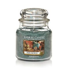 A Patchouli scented Yankee Candle! - I'm in love!! :)